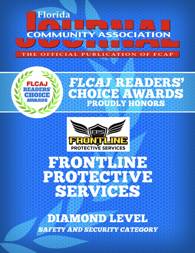 Frontline Protective Services – Setting Industry Standard